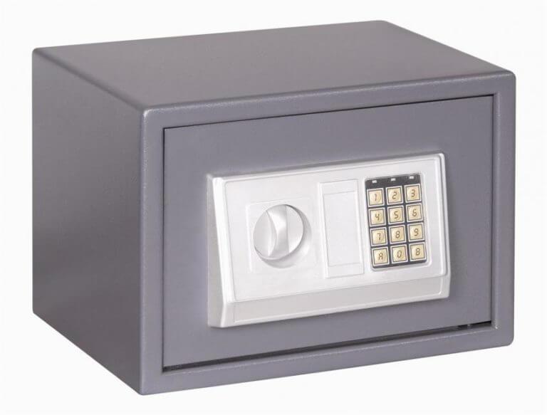 דגם D-250 כספות דיגיטליות